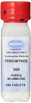 Ferrum Phos 30x Health & Wellness Hylands