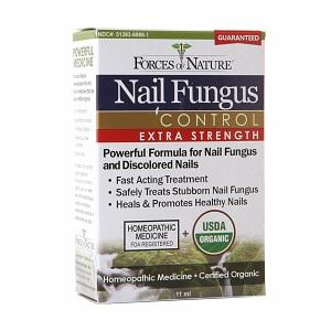 Nail Fungus Control Extra Strength Supplements Forces of Nature  (10030934787)