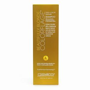 ColorFlage Beautiful Blonde Color Defense Shampoo Personal Care Giovanni Organic Cosmetics  (10030983811)