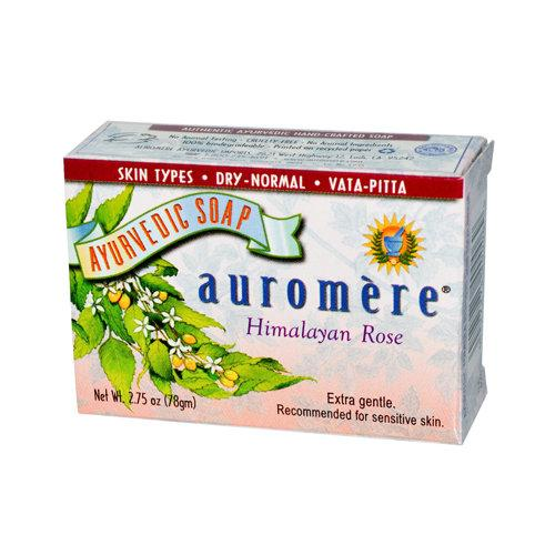 Ayurvedic Bar Soap Health & Wellness Auromere  (10028752899)