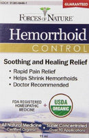 Hemorrhoid Control Supplements Forces of Nature  (10030934467)