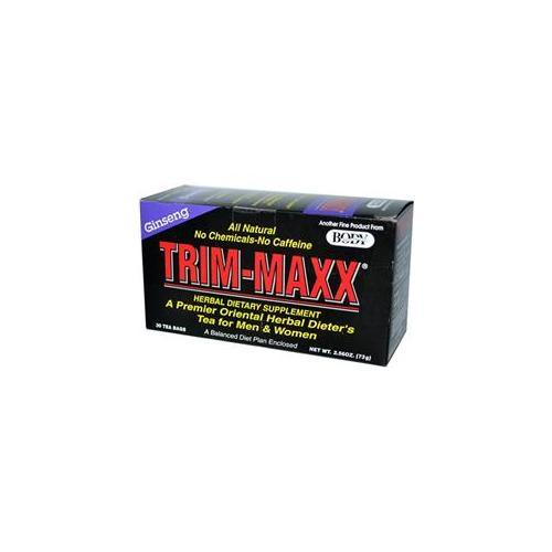 Trim-Maxx Dieters Tea Vitamins & Minerals Body Breakthrough (Trim Maxx)  (10028842627)