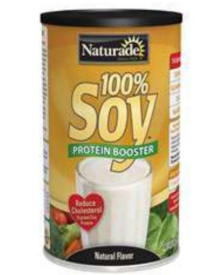 100% Soy Protein Booster Protein/Soy Protein Naturade  (10030090691)