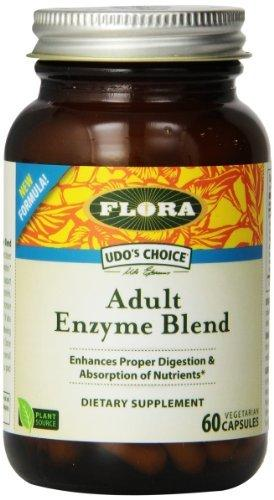 Udos Choice Adult Enzyme Blend Supplements Flora  (10030900419)