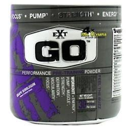 GO Pre-Workout - Clearance