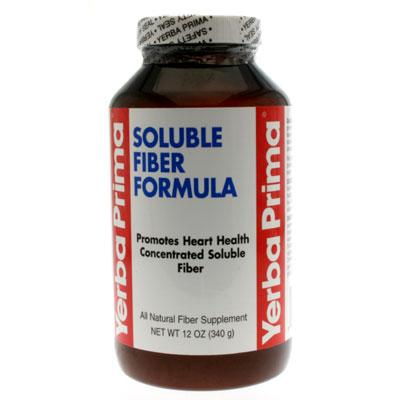 Soluble Fiber Formula Powder Supplements Yerba Prima  (10031995587)