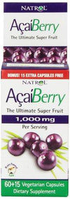 AcaiBerry 1000mg Clearance/Deals Under $5.00 Natrol