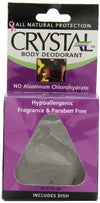 Crystal Rock Body Deodorant