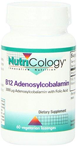 B12 Adenosylcobalamin Supplements Nutricology  (10031567811)