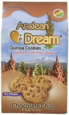 Quinoa Cookies Gluten Free Food & Snacks Andean Dream