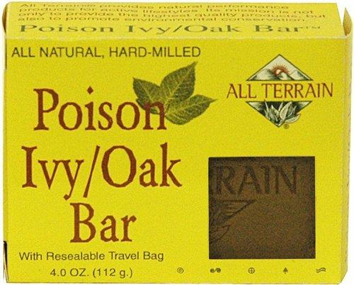 Poison Ivy & Oak Bar Soap Personal Care All Terrain  (10030511811)