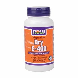 Vitamin E-400, Dry Supplements Now Foods  (10031520579)