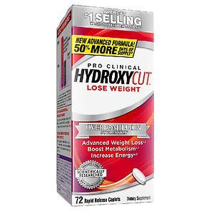 Hydroxycut Pro Clinical Weight Loss Hydroxycut (Muscletech)  (10031108739)