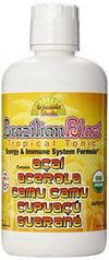 Brazilian Blast Tropical Tonic, Certified Organic