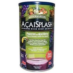 AcaiSplash Health & Wellness/Antioxidants/Acai Berry Garden Greens  (10030959043)