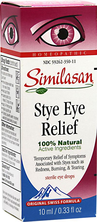 Stye Eye Relief Supplements Similasan  (10031761923)