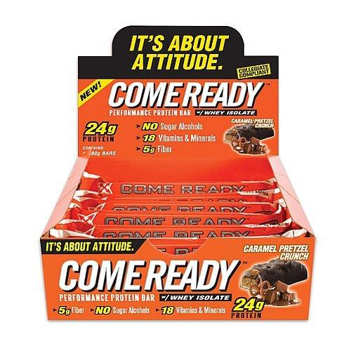 Come Ready Bar 80g Come Ready Nutrition  (10028932739)