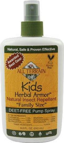 Kids Herbal Armor Insect Repellent Spray Health & Wellness All Terrain  (10030509379)