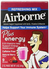 Airborne Plus Energy Packet Supplements Airborne  (10028663747)