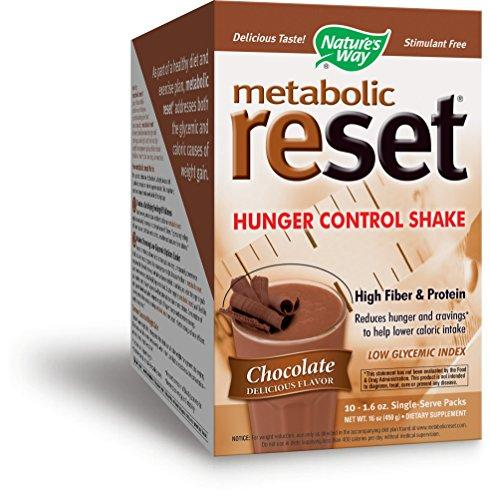 Metabolic ReSet Shake Supplements Natures Way  (10030198019)