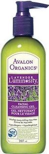 Lavender Facial Cleansing Gel Personal Care Avalon Organics