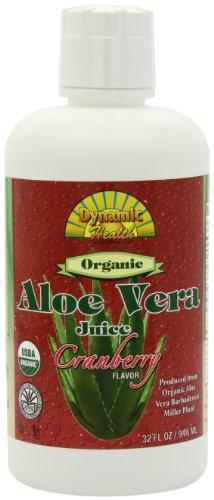 Aloe Vera Juice, Certified Organic Health & Wellness/Specialty Dynamic Health  (10029003075)