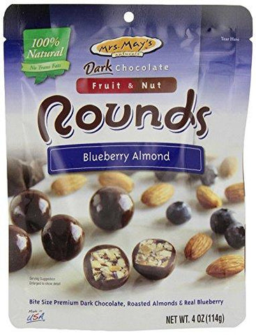 Chocolate Fruit Rounds