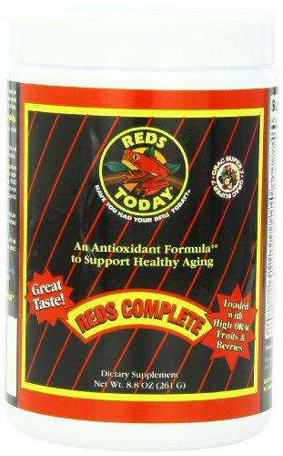 Reds Complete with ORAC Super 7 Supplements Greens Today  (10031007683)