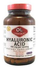 Hyaluronic Acid with BioCell Collagen Type II Health & Wellness/Hair, Skin & Nails Olympian Labs  (10031586563)