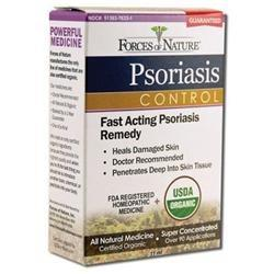 Psoriasis Control Supplements Forces of Nature  (10030935299)