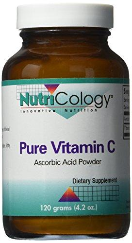 Pure Vitamin C Powder Supplements Nutricology  (10031565059)