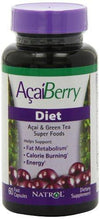 AcaiBerry Diet Health & Wellness/Antioxidants/Acai Berry Natrol