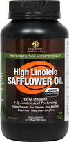 High Linoleic Safflower Oil Supplements Genceutic Naturals