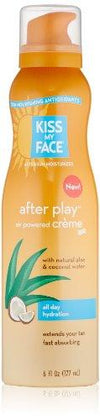 After Play Air Powered Spray Moisturizer Creme