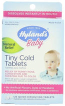 Baby Tiny Cold Tablets Health & Wellness Hylands  (10031123843)