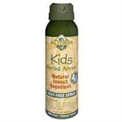 Kids Herbal Armor Natural Insect Repellent Supplements All Terrain  (10030514371)