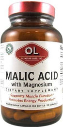 Malic Acid with Magnesium Supplements Olympian Labs  (10031587203)