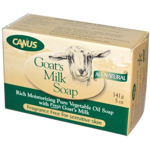 Goats Milk Soap Personal Care Nature by Canus  (10030116611)