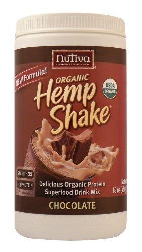 HempShake Drink Mix Supplements Nutiva  (10030340291)