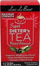 Laci Le Beau Max Strength Super Dieters Tea Vitamins & Minerals Natrol  (10030080003)