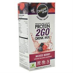 Designer Protein 2 Go Supplements Designer Whey  (10028973059)