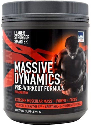 Massive Dynamics Pre-Workout Supplements Muscle Marketing USA  (10030033475)