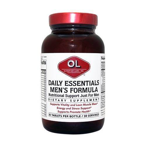 Daily Essentials Mens Formula Supplements Olympian Labs  (10031590659)
