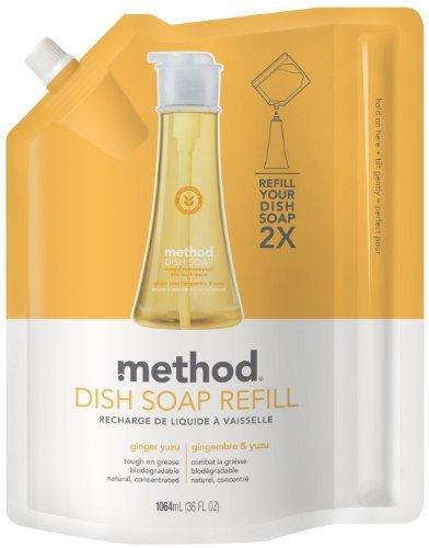 Dish Soap Refill Supplements Method  (10030004099)