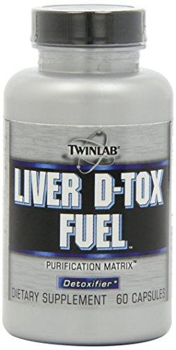 Liver D-Tox Fuel Health & Wellness/Remedies/Liver Support Twinlab  (10031914243)