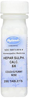 Hepar Sulf Calc 6x Health & Wellness Hylands
