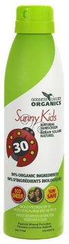 Kids Continuous Spray Sunscreen Health & Wellness Goddess Garden