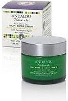 Resveratrol Q10 Night Repair Cream Personal Care Andalou Naturals  (10030537987)