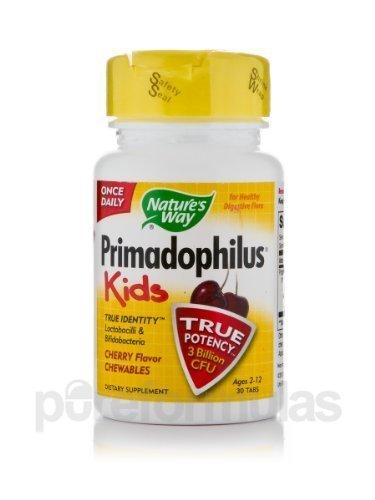Primadophilus Kids Health & Wellness Natures Way  (10030201475)