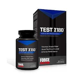 Test X180 Supplements Force Factor  (10030933635)